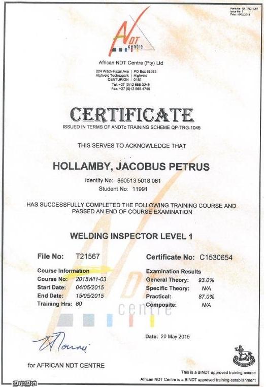 African-NDT-Certificate