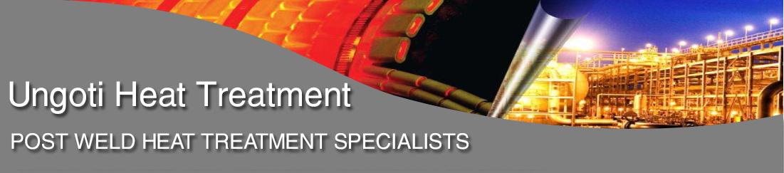 Ungoti Post Weld Heat Treatment Specialists